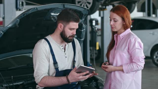 Professional Auto Service video
