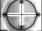Professional Film Countdown Leader (1930s /1940s era) video