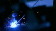 Professional Welder - Stock Footage video