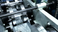 Profile bending machine video