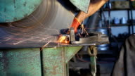 Profile cutting machine for iron video
