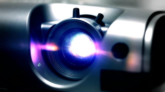Projector Light video