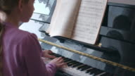 Promising musician video