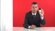 HD: Promoting A Mobile Phone video