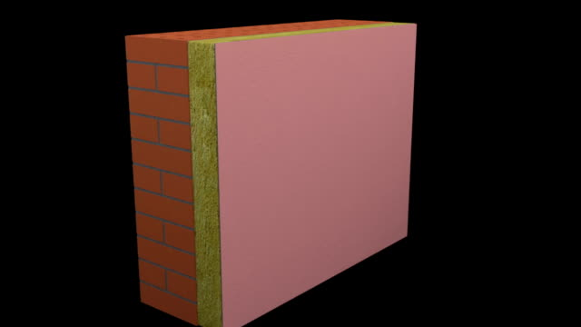 Properties of the sheet of mineral wool video