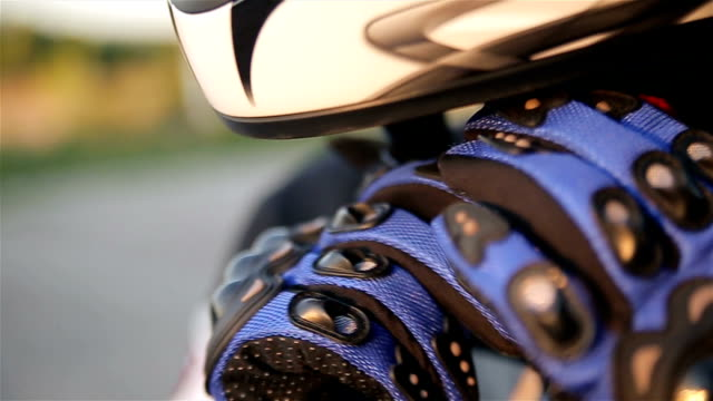 protective equipment for motorcyclists video