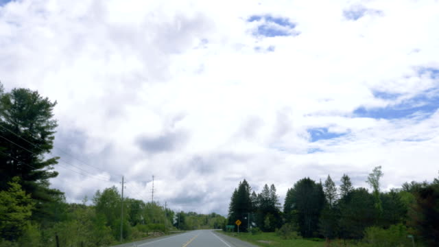 Provincial Road in Southern Ontario video