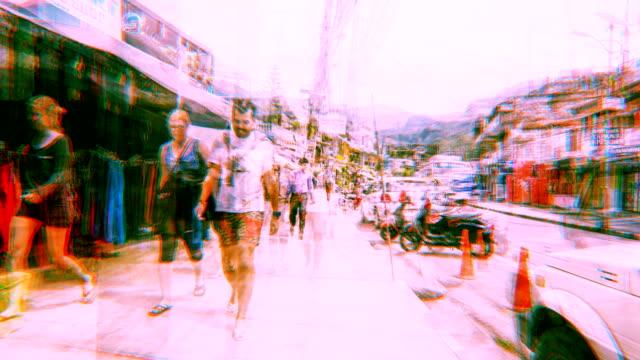 Psychedelic Like Walking in Pokhara, Nepal video