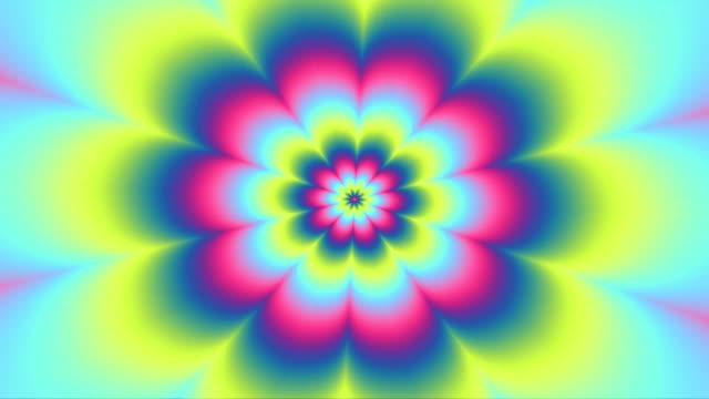 Psycho pattern seamless loop video video