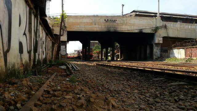 Public Thai Train Railway video