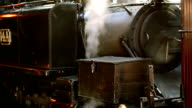 Puffing Billy steam train video