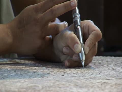 Pulizia Mosaico video