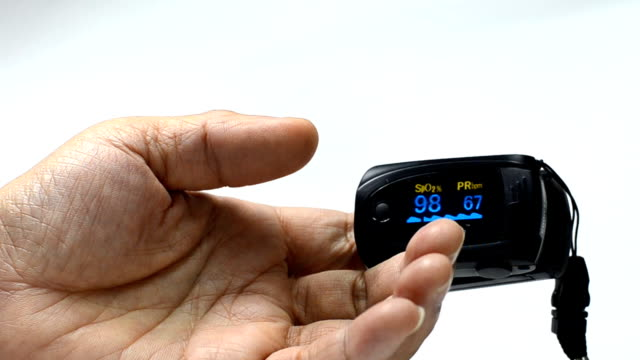 Pulse oximeter video