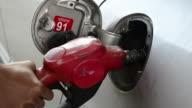 Pumping gasoline video