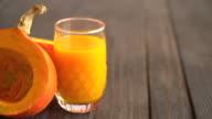 pumpkin juice video