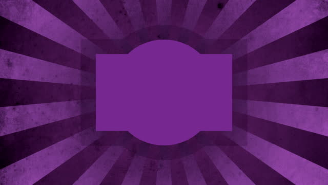 Purple Label Vintage Loop Background 4K video