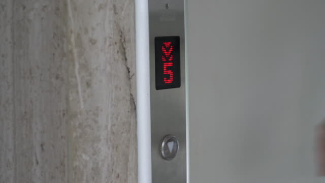 push elevator button video