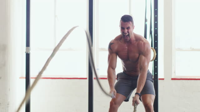 Pushing his body to the max video