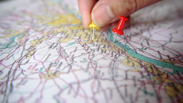 Put mark on the map with Pushpin. video