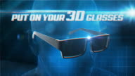 Put on Your 3D Glasses | 4K video