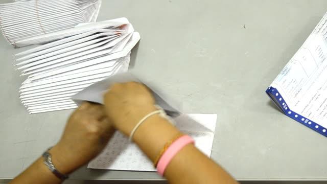 Put the envelope video