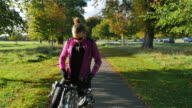Putting on Bike Gear video
