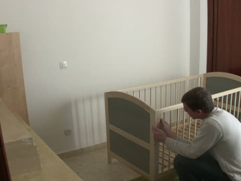 Putting together a crib video