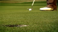 Putting (Golf) video
