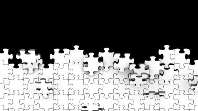 Puzzle background video