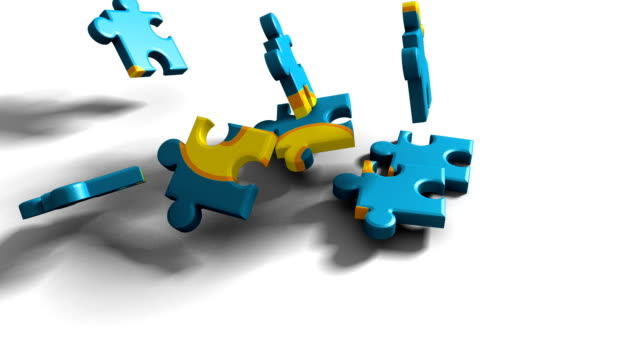 Puzzle Euro video