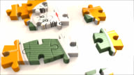 puzzle libra video