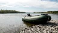 Pvc boat video