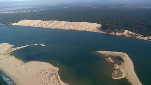 Pyla sand dune video