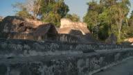Pyramids, the ancient civilization of Guatemala. video