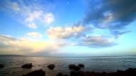 Qinghai Lake at Dawn video