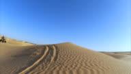 Quad Tour in Sahara desert of Tunisia / Africa video
