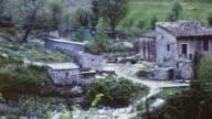 Quaint Village - Italy (Archival 1960s) video