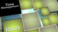 Quality and business concepts video