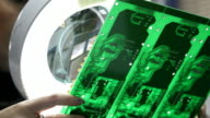 Quality control of pcb video