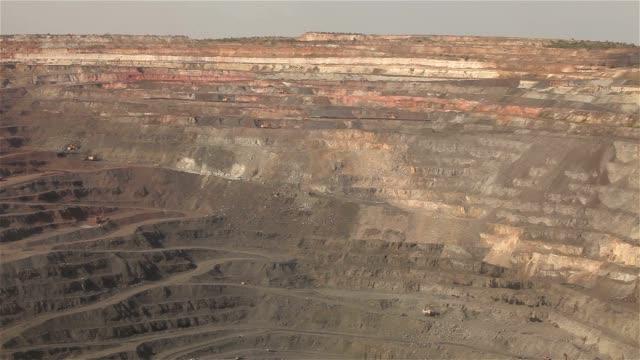 Quarry panorama, Career panorama overall plan video
