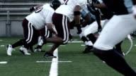Quarterback gets hit video