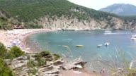 Queen's Beach in Montenegro video