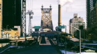 Queensboro Bridge, NYC video
