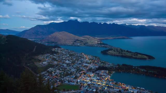 Queenstown , South Island, New Zealand video
