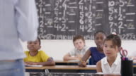 Questions for the Teacher in Class video
