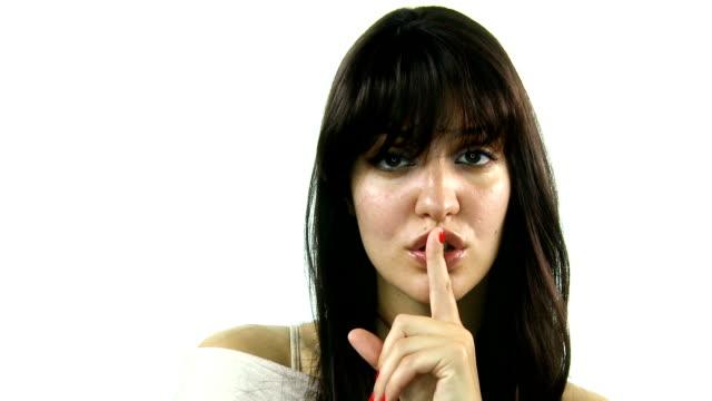 Quiet gesture video