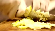 quince chop video