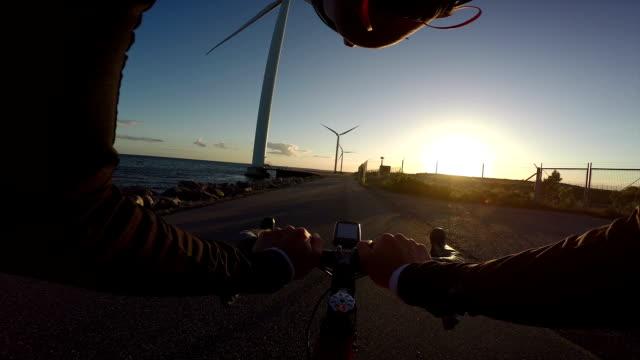 Race Bike video