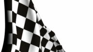 Race flag video