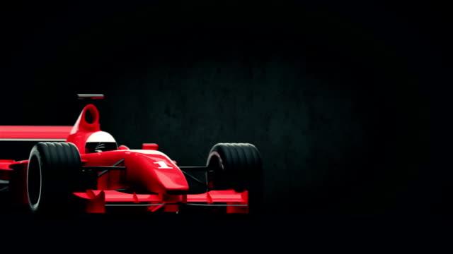 Racecar video